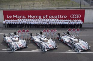 AM130076 small 310x205 - Audi peilt zwölften Sieg in Le Mans an
