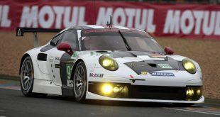 M13 1432 310x165 - LeMans: Porsche 911 RSR mit zweitschnellster Rundenzeit im Warm-up