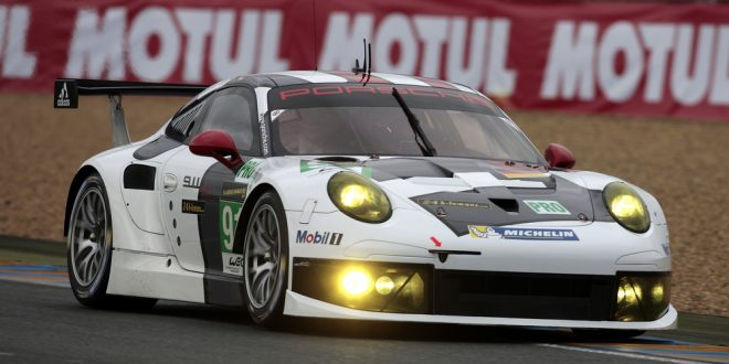 M13 1432 660x330 - LeMans: Porsche 911 RSR mit zweitschnellster Rundenzeit im Warm-up