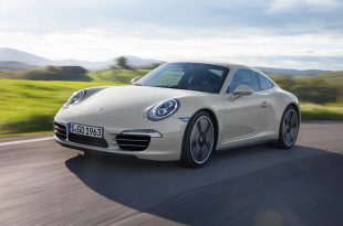 Porsche feiert 50 Jahre Jubiläum 911 mit exklusivem Sondermodell