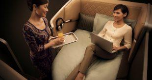 Luxus am Himmel: DesignworksUSA bringt Flugpassagiere zum Träumen
