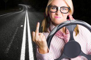 angry business woman 310x205 - Emotionen im Straßenverkehr