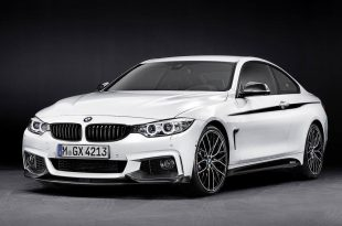 BMW 4er mit ///M Performance Kit - Vorbote des M4?