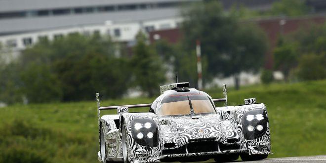 T8R8174 660x330 - Erste Bilder des LMP1 Renners von Porsche