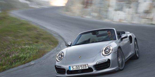 Windstärke 911 – das neue Porsche 911 Cabrio