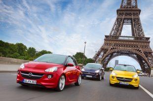 Opel ADAM 278252 medium 310x205 - Absatzkrise: Produktion des Opel Adam wird gedrosselt