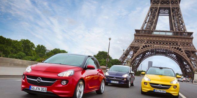 Absatzkrise: Produktion des Opel Adam wird gedrosselt