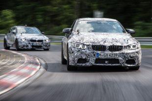 Offizielle Neuauflage des BMW M3 (F80)/ M4 (F82)