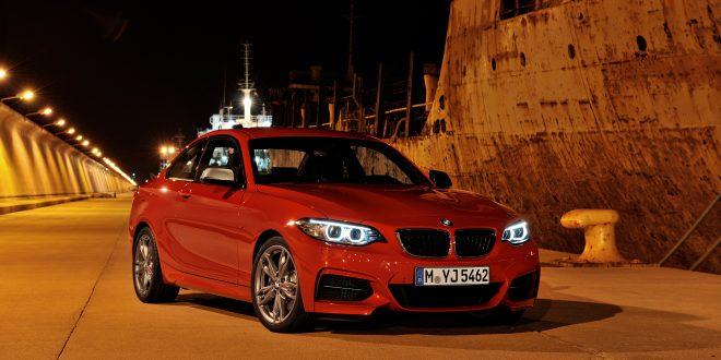Das neue BMW 2er Coupé – trainierter Kraftzwerg