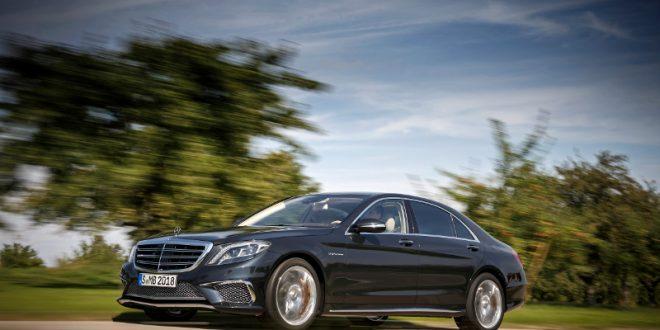 Offiziell: Mercedes S65 AMG