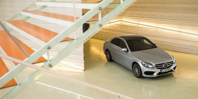 Neuvorstellung: Die neue Mercedes-Benz C-Klasse (W205)