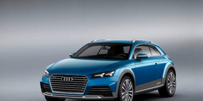 Entdeckt: Audi Allroad Shooting Brake e-tron