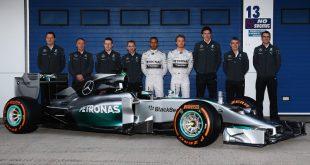 207 310x165 - Formel 1 2014: Mercedes F1 W05 im Check