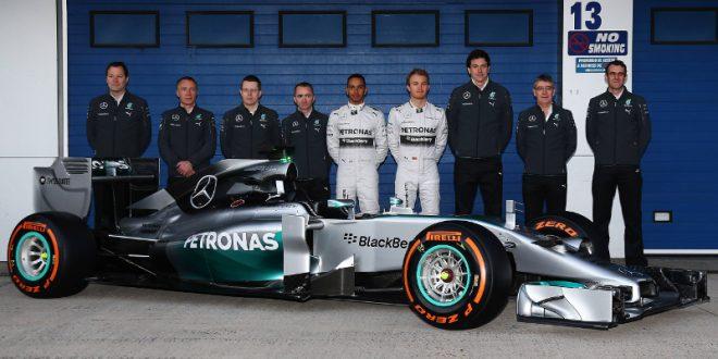 Formel 1 2014: Mercedes F1 W05 im Check