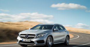 30 310x165 - Mercedes GLA 45 AMG – ein sportliches SUV?