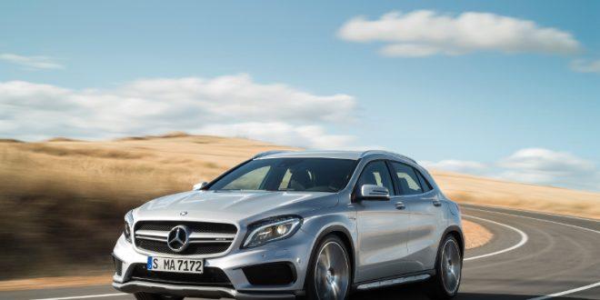 Mercedes GLA 45 AMG – ein sportliches SUV?