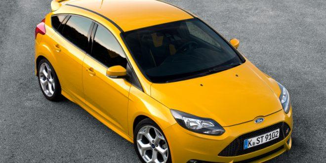 Baldiger Erlkönig: Ford Focus ST Diesel