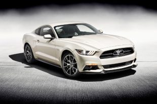 "204 310x205 - Ford Mustang ""50 Year Limited Edition"""