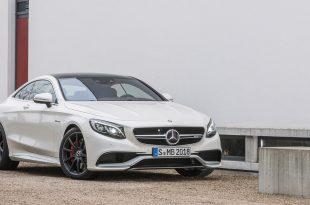 Teaser: Mercedes AMG S 63 Coupé