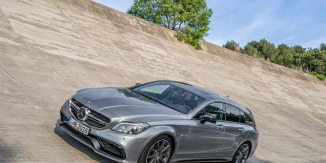 Mercedes CLS – die Modellpflege