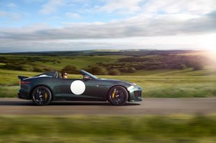 "Jaguar F-Type Project 7 – ""fast as british airways"""