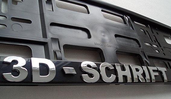 425973 361120223911100 953971719 n 567x330 - 3D-Buchstaben – ein Mehrwert für Ihr Fahrzeug