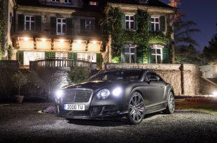 201 310x205 - Schnellster Bentley aller Zeiten: Bentley Continental GT Speed