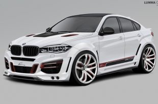 202 310x205 - BMW X6-Tuning by Lumma
