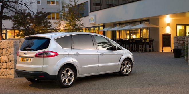 FordSMAX 05 660x330 - Ford S-Max für sportliche Familien