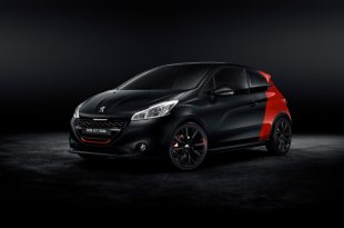 202 310x205 - Sportliches Editionsmodell – der Peugeot 208 GTi 30th