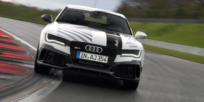 """""""Vorsprung durch Technik"""" – Audis autonome Rekordfahrt"""