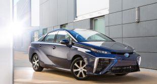 2016 310x165 - Toyota Mirai: Nur heißer Dampf?