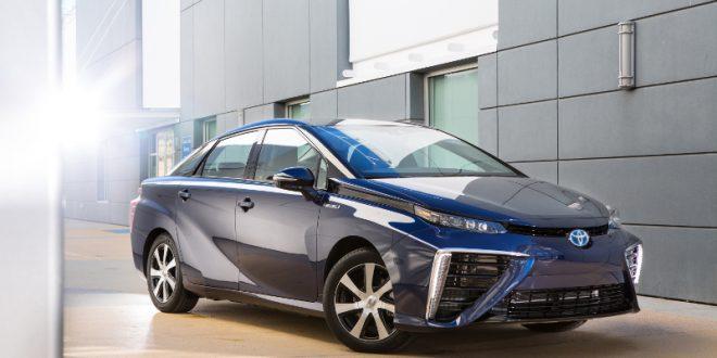 2016 660x330 - Toyota Mirai: Nur heißer Dampf?
