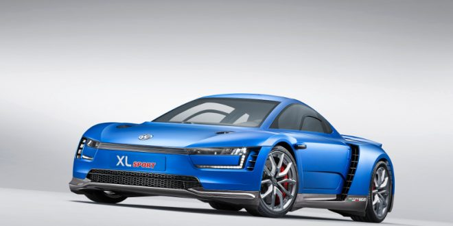 VW XL Sport – ein unglaubliches Konzept!
