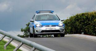 208 310x165 - VW e-Golf im Polizeieinsatz!
