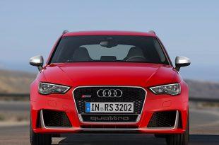 Vier Ringe für ein Halleluja - Audi RS3 Sportback