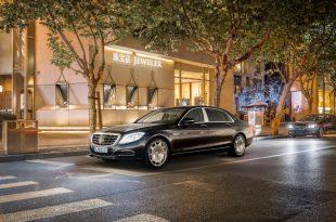 Mercedes-Maybach S-Klasse – jetzt verfügbar