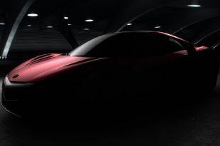 Honda NSX – erste offizielle Bilder