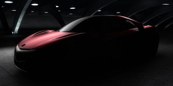 204 660x330 - Honda NSX – erste offizielle Bilder