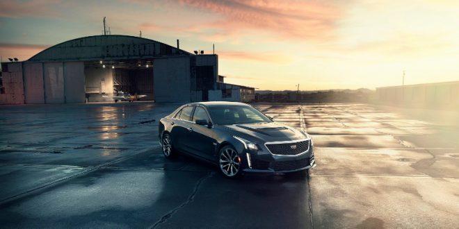 Cadillac CTS-V: Kampfansage an AMG & BMW M