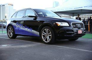 20 310x205 - Autonomes Fahrzeug durchquert USA