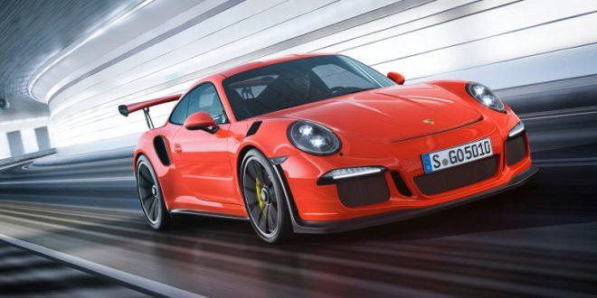 Porsche 911 GT3 RS – König der Rundstrecke