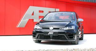 Speerspitze: VW Golf R von Abt