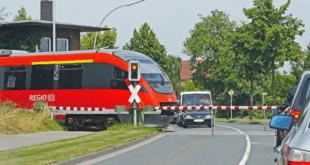 Bahnuebergang 1 310x165 - Bahnübergang - Autofahrer handeln nicht immer richtig