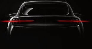 Ford entwickelt Elektrofahrzeug auf Basis des Ford Mustang