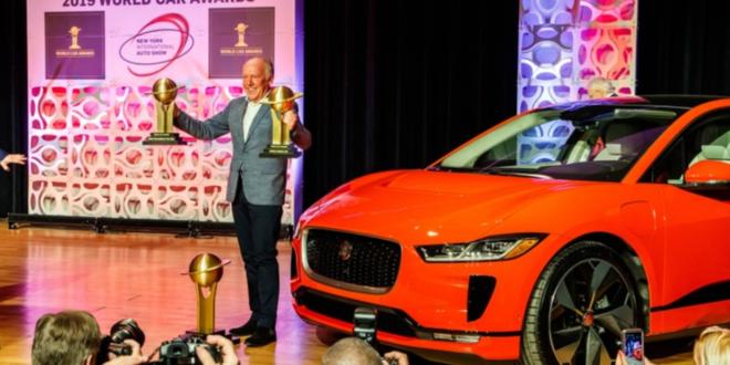 Jaguar erfolgreich mit Elektroautos