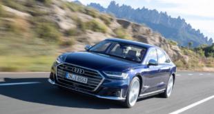 Audi S8 310x165 - Audi S8 - Luxusklasse mit toller Performance