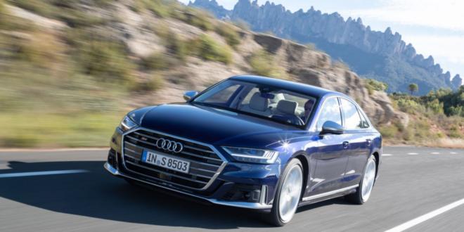 Audi S8 660x330 - Audi S8 - Luxusklasse mit toller Performance