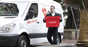 Transporter im Einsatz 310x165 - Seriöse Gebrauchtwagenhändler für Transporter erkennen