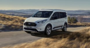 "Ford Connect - Ausstattungsvariante ""Active"" mit Outdoor-Qualitäten"